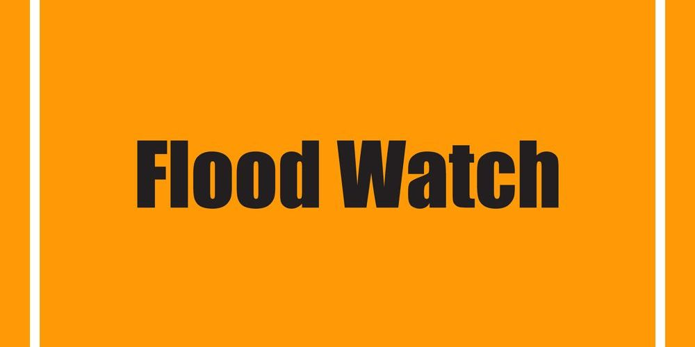 Flood Watch issued