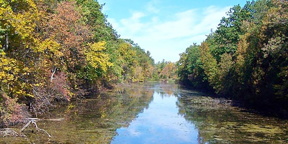 Find out about the unique Old Ausable River Channel.