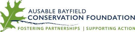 New logo for Ausable Bayfield Conservation Foundation - ABCF